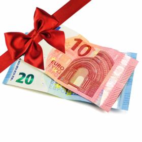 Wertgutschein 30 Euro