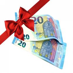 Wertgutschein 40 Euro